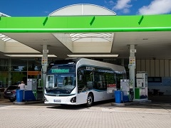 Hyundai Motor's Elec City Fuel Cell Bus Begins Trial Service In Munich, Germany