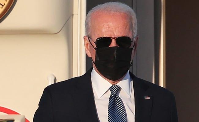 Joe Biden Arrives In Brussels For NATO, EU Summits