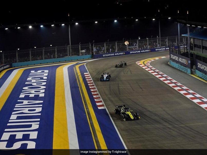 """Formula 1: Singapore Grand Prix Cancelled Due To """"Safety And Logistic Concerns"""" Brought About By Covid"""