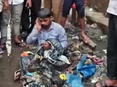 Days After Sena MLA Dumps Garbage On Him, Man Says Infected, Going Back To UP