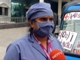 Video : After Losing Mother To Covid, Chennai Woman Seetha Devi Now Running Oxygen Auto
