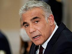 Israeli Foreign Minister Yair Lapid In UAE On First Official Visit