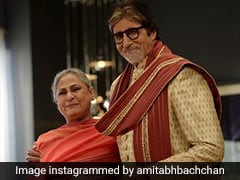 On Amitabh Bachchan And Jaya Bachchan's 48th Wedding Anniversary, A Look At Their Couple Style
