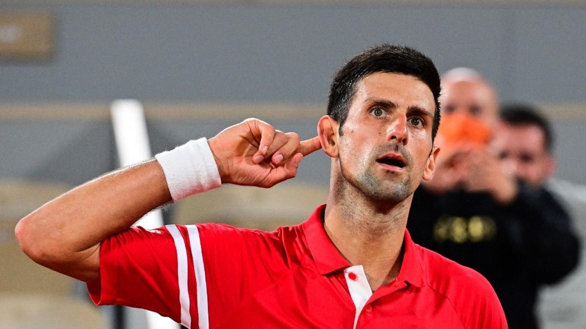 French Open: Novak Djokovic Stuns Rafael Nadal In Epic 4-Setter To Reach Final | Tennis News