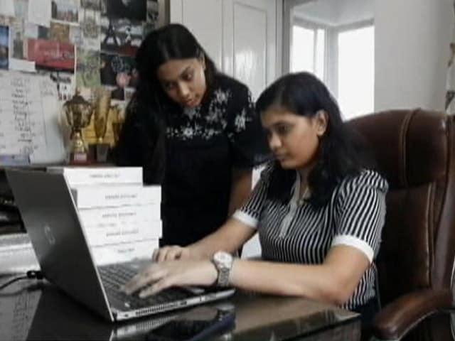 Video : Chennai Sisters Help Bridge The Digital Divide During Pandemic