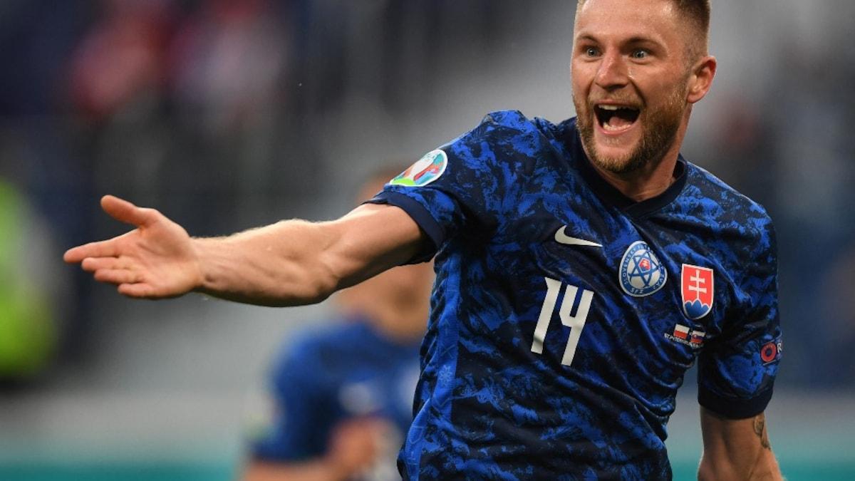 UEFA EURO 2020: Slovakia Stun Poland opening match in Group 2-1 E  Football news