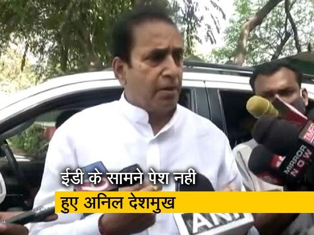 Videos : महाराष्ट्र के पूर्व गृहमंत्री अनिल देशमुख के पीए और पीएस एनसीबी की हिरासत में