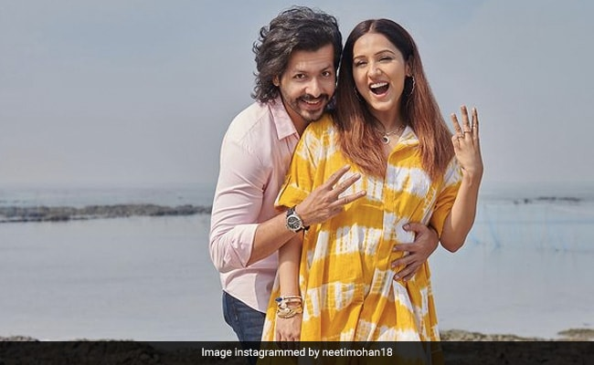 It's A Boy For Singer Neeti Mohan And Nihaar Pandya