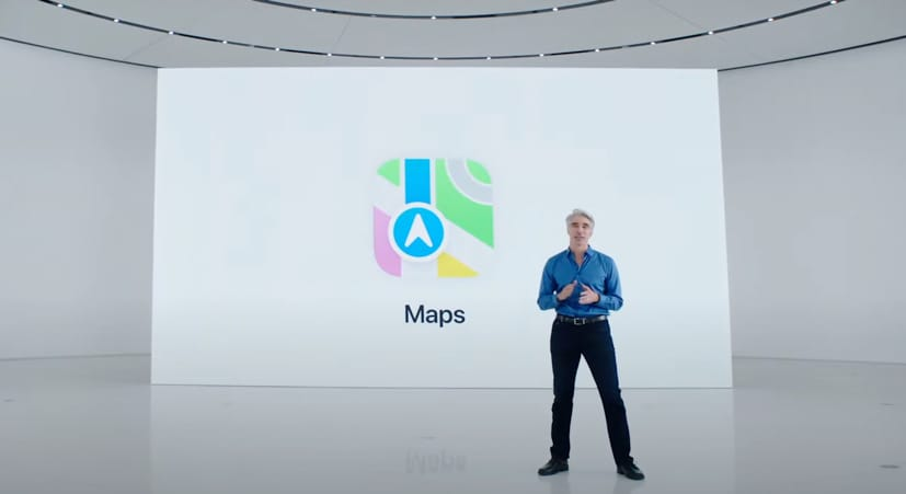 WWDC 2021: New Apple Maps Experience Announced For iOS 15 With CarPlay Support