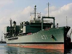 Iran Ship Sinks In Gulf Of Oman As Firefighting Efforts Fail, Crew Safe
