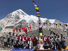 In A First, Joint Team Of Mountaineers From Nehru And Jawahar Institute Climb Everest