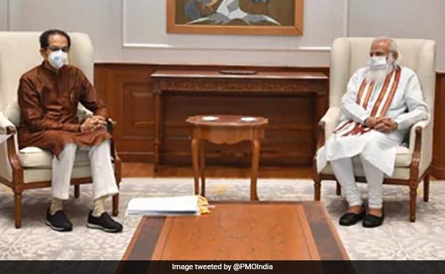 PM's Birthday Greeting For Maharashtra Chief Minister Uddhav Thackeray