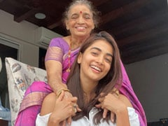 Pooja Hegde Is Making Memories With Her Grandmom At Home. See What She Wrote