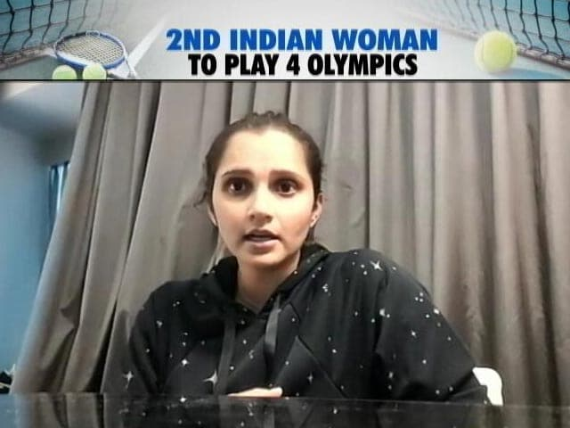 Video : Sania Mirza's Quest For 7th Grand Slam Title