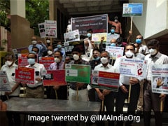 Nearly 35,000 Tamil Nadu Doctors Protest Over Violence Against Healthcare Workers