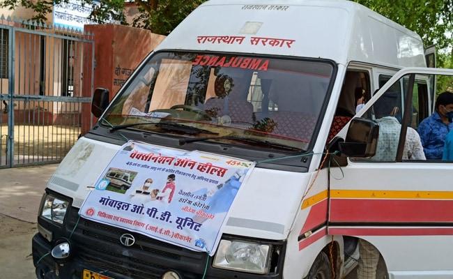 Bikaner To Be First City In Country To Start Door-To-Door Vaccination
