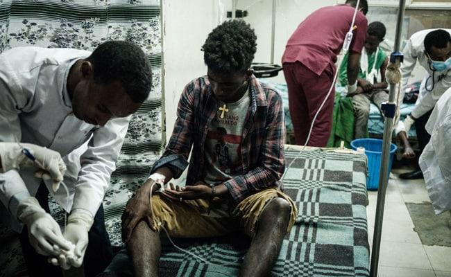 At Least 64 Killed, 180 Injured In Airstrike In Ethiopia's Tigray Region