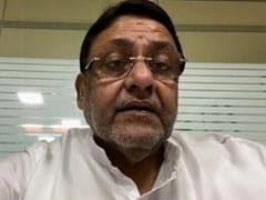 """Aryan Khan's Arrest Is Forgery"": Nawab Malik On Cruise Ship Drug Case"