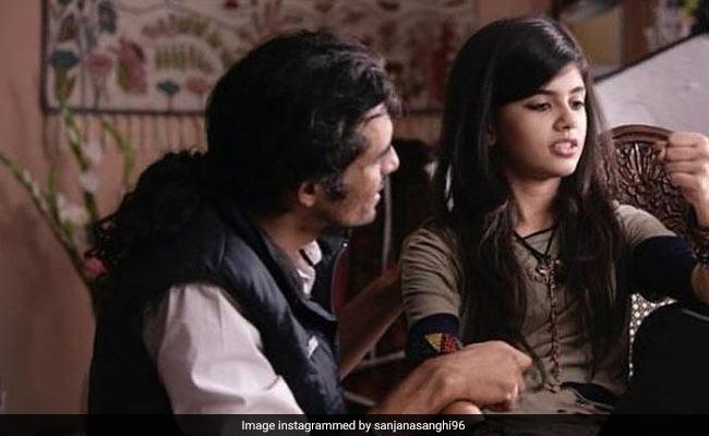 'OG Rockstar' Imtiaz Ali And Sanjana Sanghi In Throwback Gold