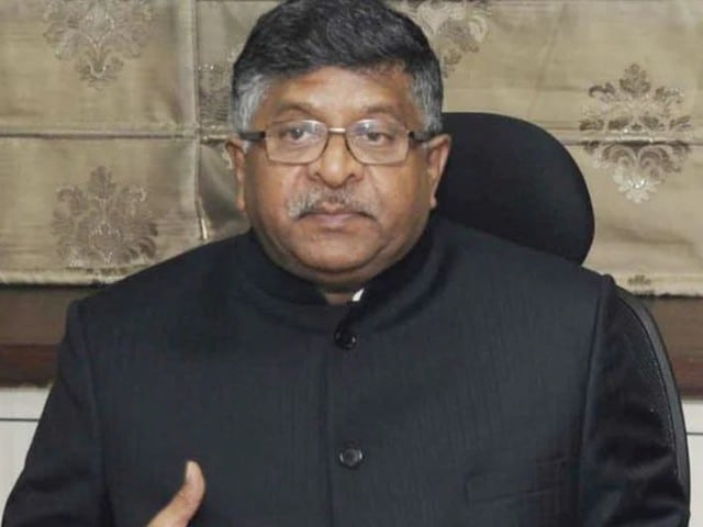Video : Twitter Briefly Denies Access to IT Minister Ravi Shankar Prasad's Account Over Violation of US Copyright Act