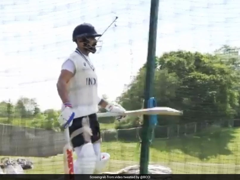 """WTC Final: """"Team India Get Into The Groove,"""" BCCI Tweets New Video Of Players Practicing. Watch"""