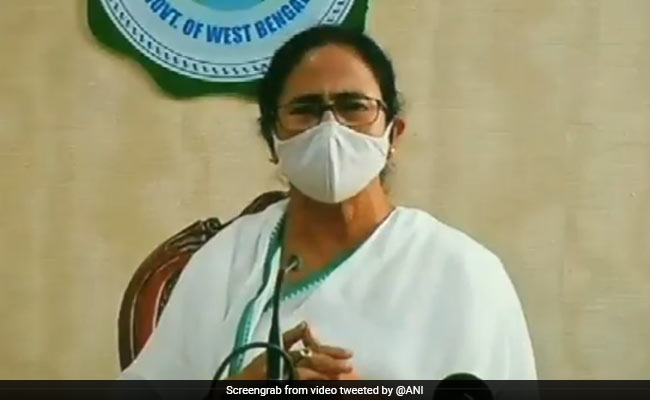 'Why Centre, Not States': Mamata Banerjee On Supplying Vaccines To Private Hospitals