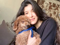 """Shanaya Kapoor Mourns Pet Dog Scooby: """"You're Always Going To Be Home For Me"""""""