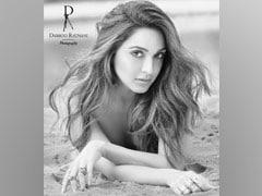 "Dabboo Ratnani's Calendar: ""Ethereal Beauty"" Kiara's Eyes Say It All"