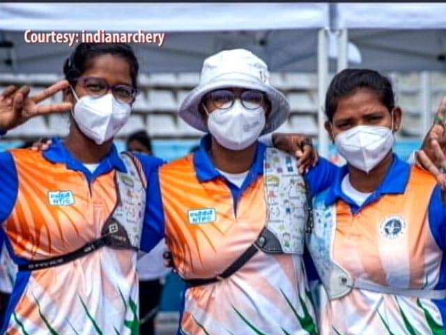 Video : Deepika Kumari New World No.1 In Recurve Women After Triple Gold In Paris