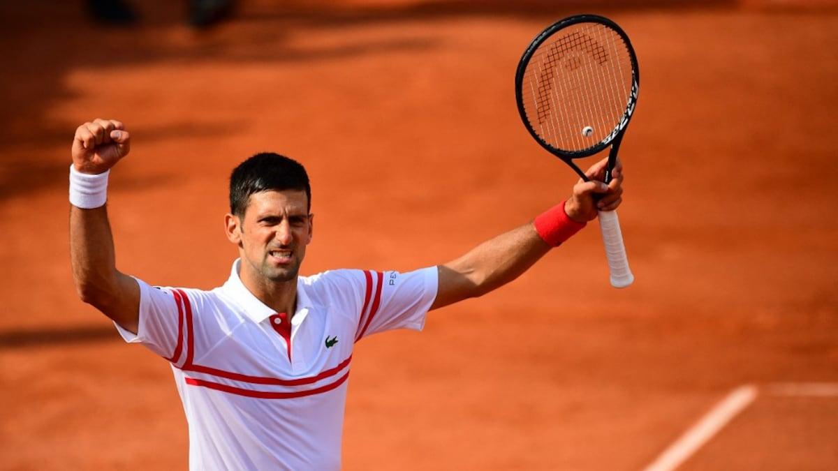 French Open: Novak Djokovic Cruises to Roland Garros Last 32    Tennis news