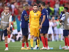 "Euro 2020: Hugo Lloris ""Hurting"" After France Crash Out"