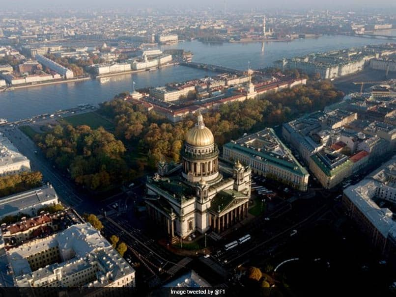 Formula 1: Russian Grand Prix To Move From Sochi To St Petersburg From 2023