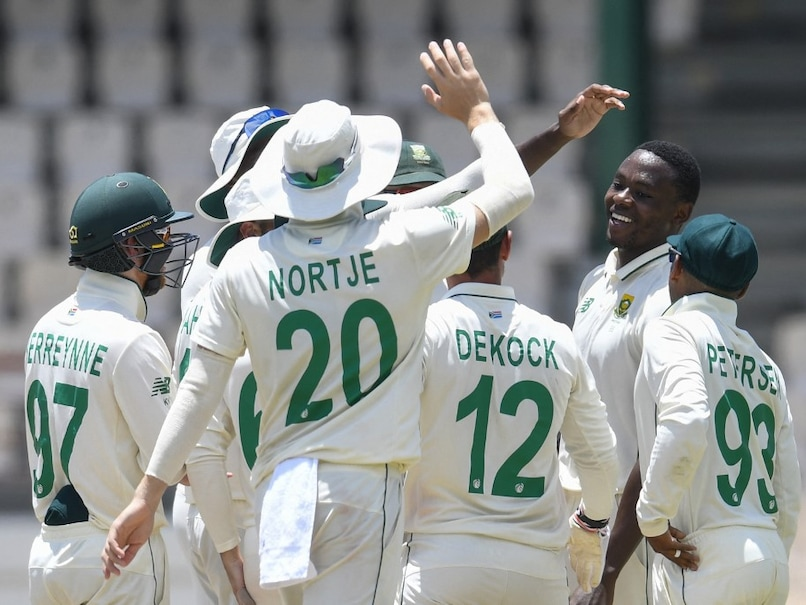 Kagiso Rabada 5-Wicket Haul Helps South Africa Wrap Up Innings Victory Over West Indies