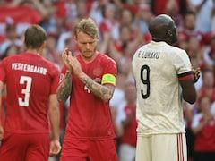 UEFA Euro 2020: Denmark And Belgium Halt Game To Applaud Christian Eriksen