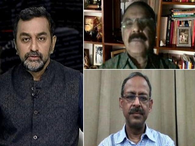 Video : Sudden Transfer Of Bengal Bureaucrat Draws Flak