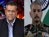 """Video : """"Looking For Pro-Active Solution On Drones,"""" Top Army Official To NDTV"""