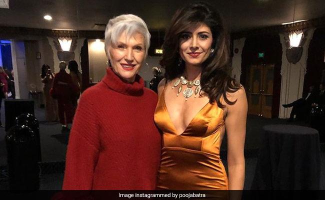 #ThrowbackThursday: When Pooja Batra Met Elon Musk's Mother