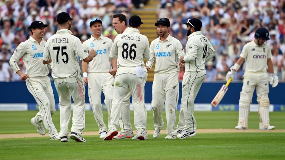 England vs New Zealand, Test 2: Matt Henry recovers England before Trent Boult Strike Edgbaston |  Cricket News
