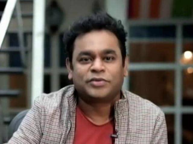 Video : AR Rahman on Composing <i>Meri Pukaar Suno</i>