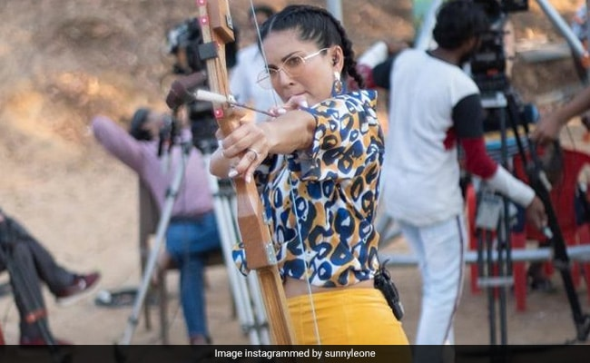 Sunny Leone Is Here To Pierce 'Through Your Heart'