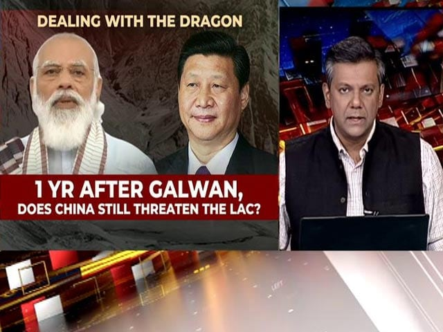 Video : India-China Ties A Year After Galwan Clashes