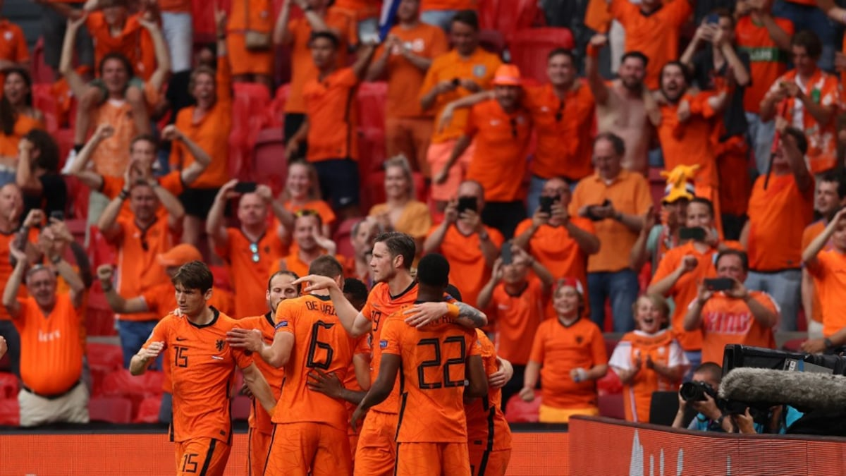Euro 2020: Netherlands Beat Austria 2-0 To Secure Round Of 16 Spot thumbnail