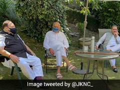 Farooq Abdullah Holds Consultations With Party Leaders From Jammu Over Meet With PM