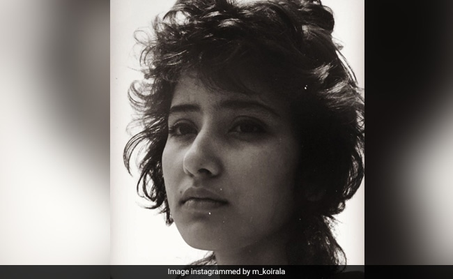 Manisha Koirala From Way Back When. See Pic Of Her From First Photoshoot
