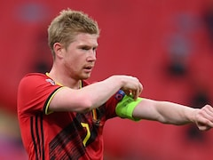 Euro 2020: Kevin De Bruyne Ruled Out Of Belgium's Opener Against Russia