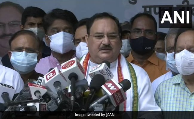 India To Have 257 Crore Covid Vaccine Doses By December: JP Nadda
