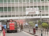 Video : Minor Fire At Emergency Ward Of Delhi's AIIMS, No Injuries Reported