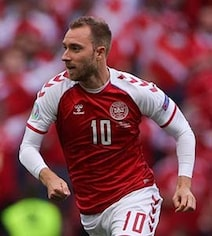 Doctor Recalls Harrowing Moments After Eriksen Collapsed At Euro 2020