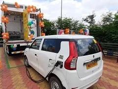 भारत का पहला मोबाइल सीएनजी युनिट शुरू हुआ, अब होगी गैस की होम डिलेवरी