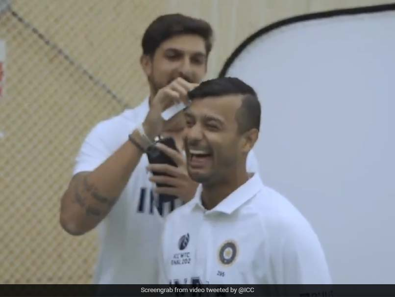 """""""Calm Before The Storm"""": Behind-The-Scenes Video From India, New Zealands Photo Shoot For WTC Final. Watch"""